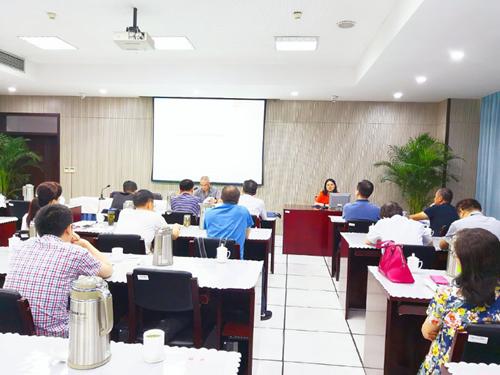 市工商局开展内控制度建设培训